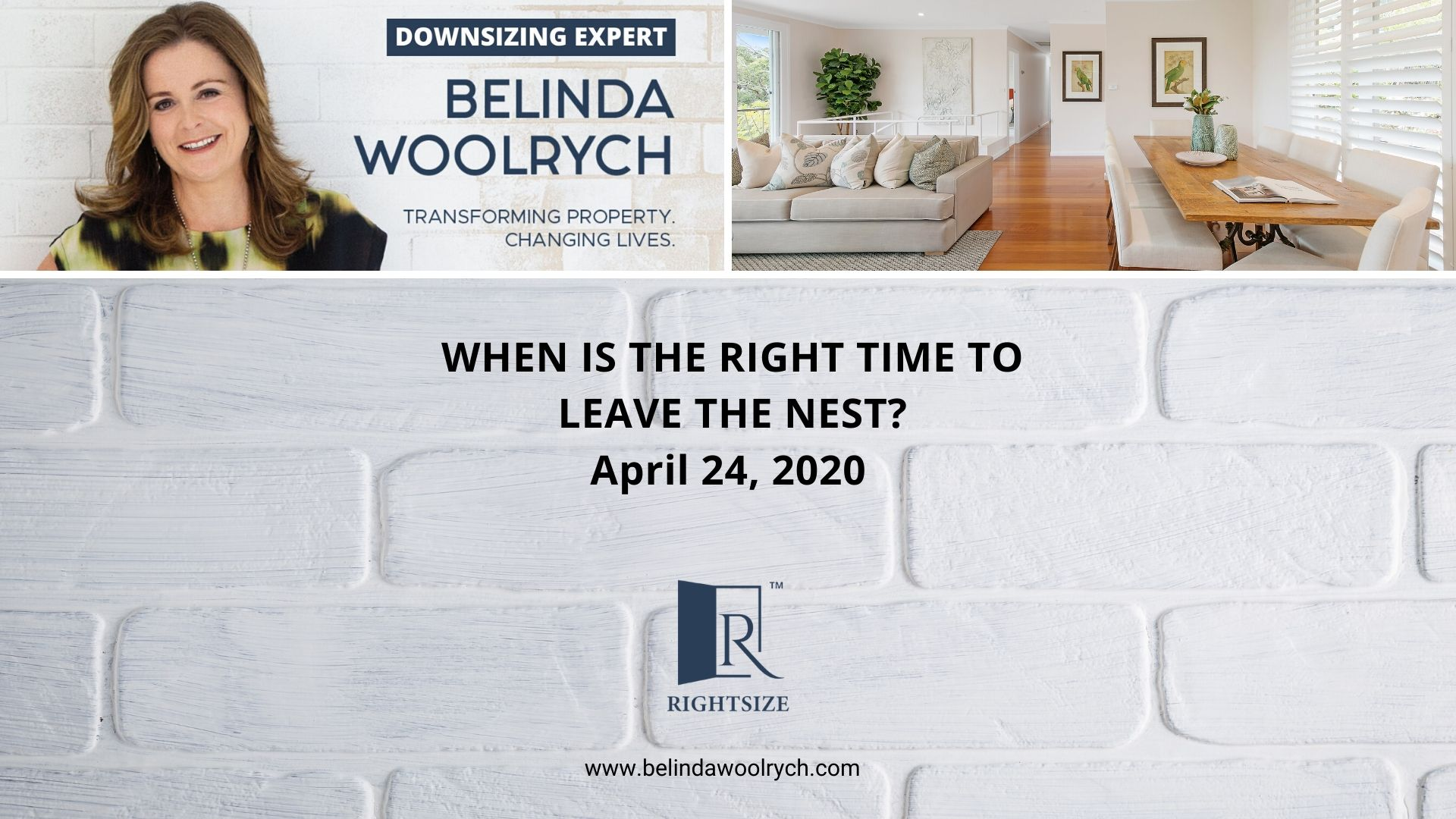When is the right time to leave the nest