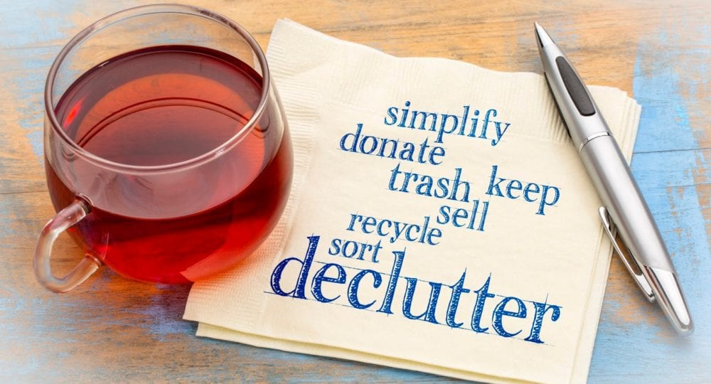 declutter challenge workshop 1