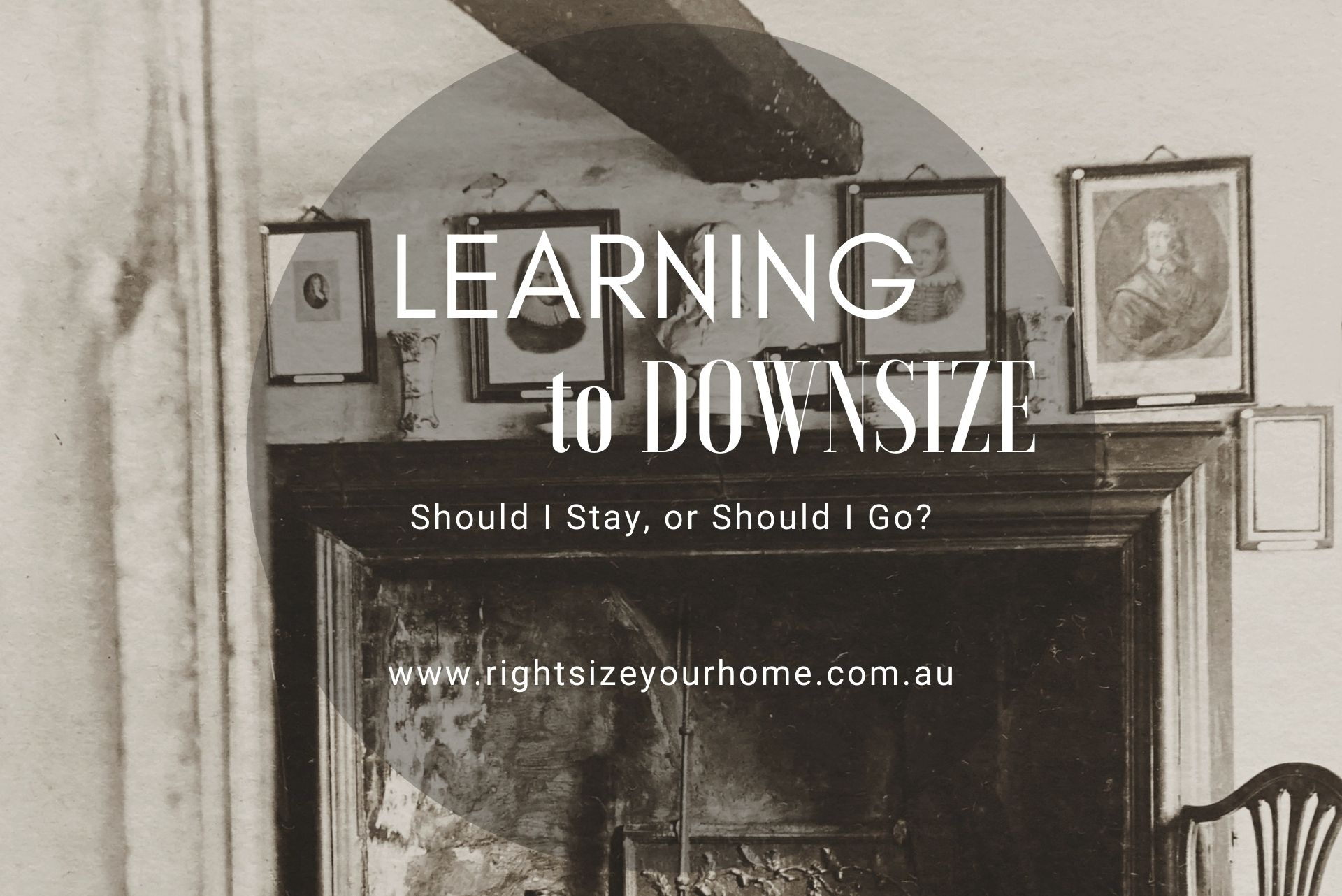 learning to downsize